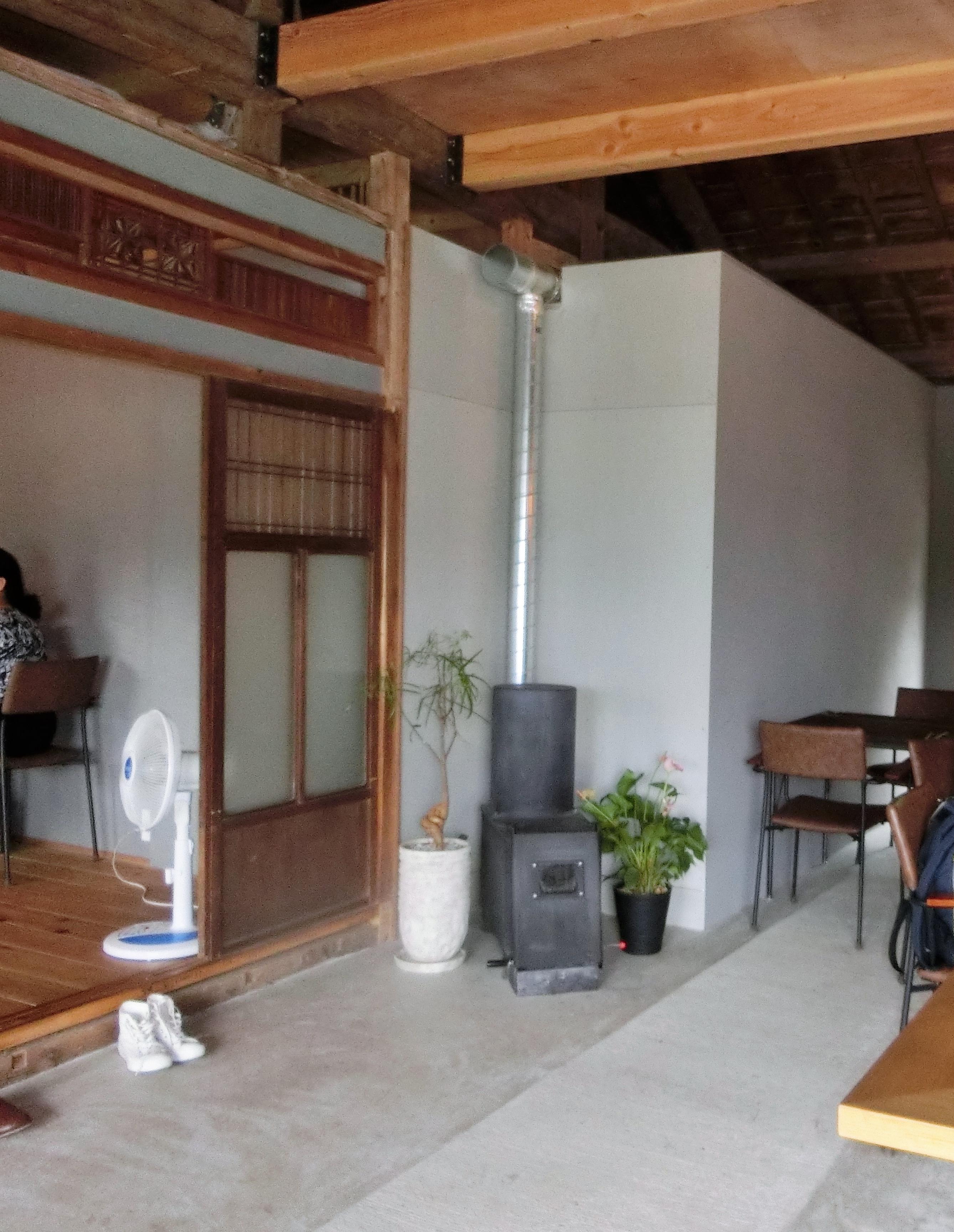 能勢イタリアンレストラン「grigio e ao」に  コロケット設置