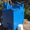 みかん農園にコロケット給湯器K500設置