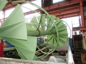 階段納品コロケット